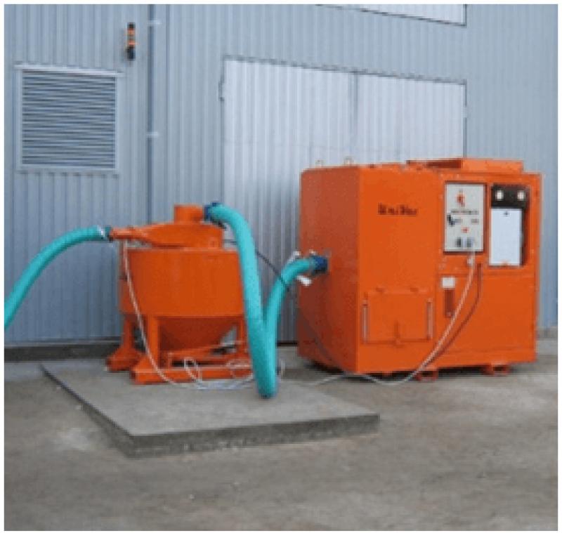 Odkurzacz przemysłowy BL37-45/AV